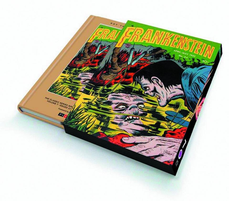 Briefer: Frankenstein 1952-53 (Slipcase)