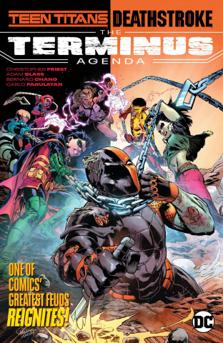 Teen Titans / Deathstroke: The Terminus Agenda