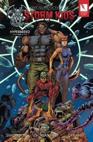 Storm Kids: Hyperbreed #2
