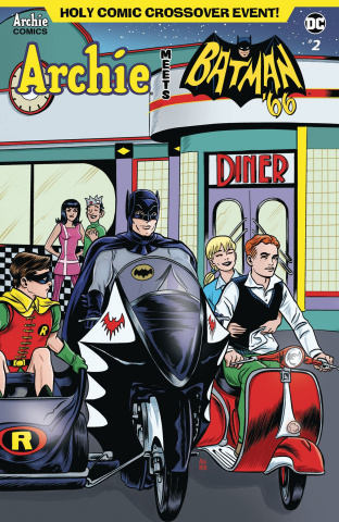 Archie Meets Batman '66 #2 (Allred Cover)