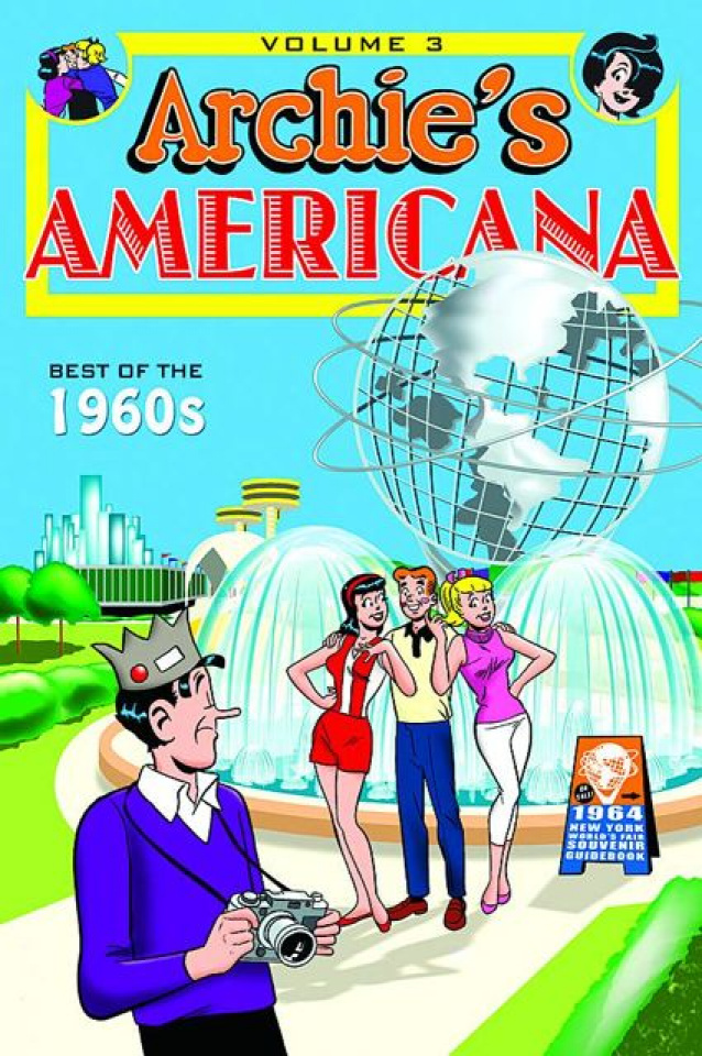 Archie's Americana Vol. 3: Best of the 60s