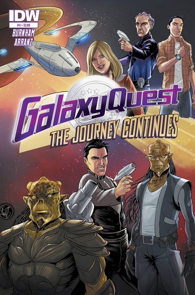 Galaxy Quest: The Journey Continues #4