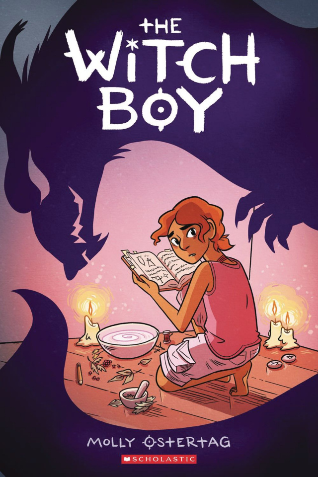 The Witch Boy Vol. 1
