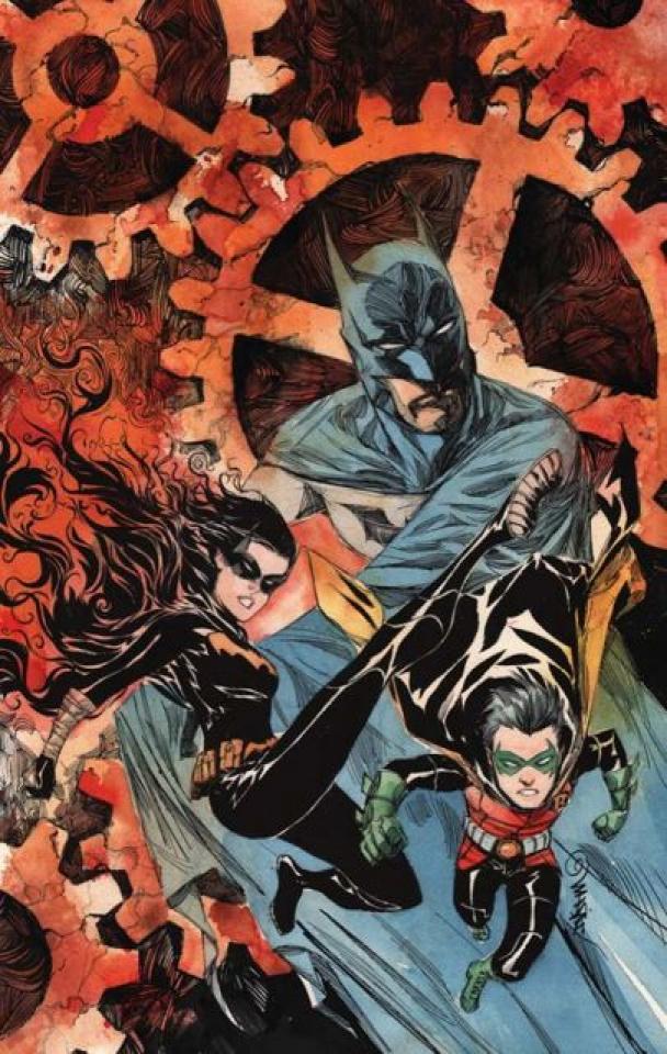 Batman: The Gates of Gotham #3