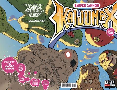 Kaijumax, Season 3 #5