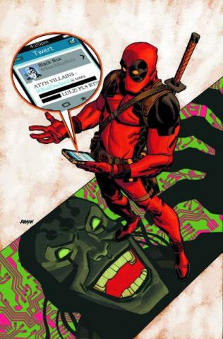 Deadpool #58