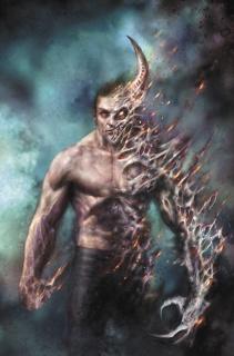 Grimm Fairy Tales: Inferno - Resurrection #1 (Percival Cover)