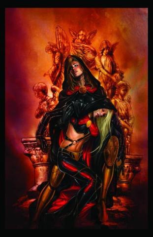The Magdalena #7 (Blake II Cover)