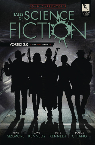 Tales of Science Fiction: Vortex 2 #8