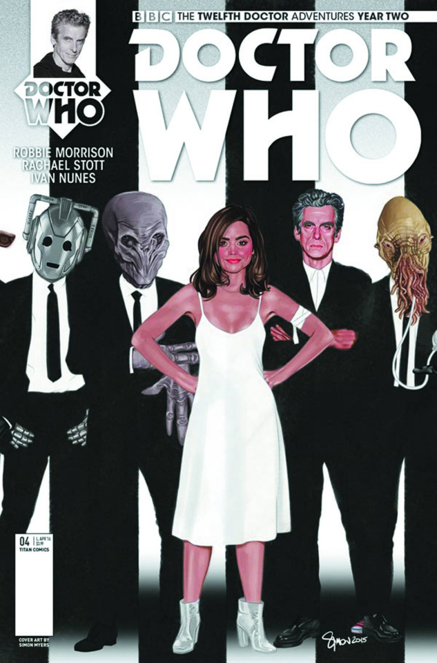 Doctor Who: New Adventures with the Twelfth Doctor, Year Two #4 (10 Copy Cover)