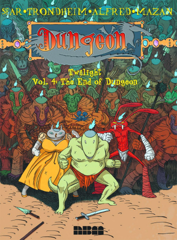 Dungeon: Twilight Vol. 4