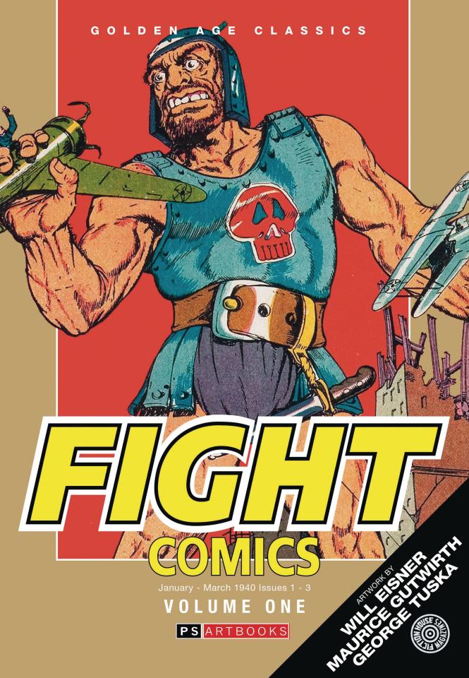 Fight Comics Vol. 1