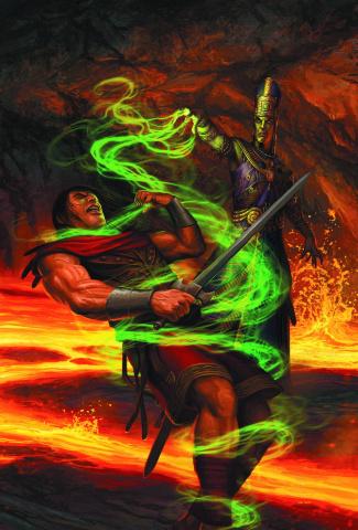Conan the Avenger #12