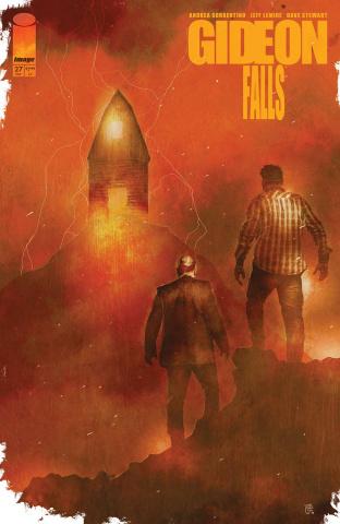 Gideon Falls #27 (Sorrentino & Stewart Cover)