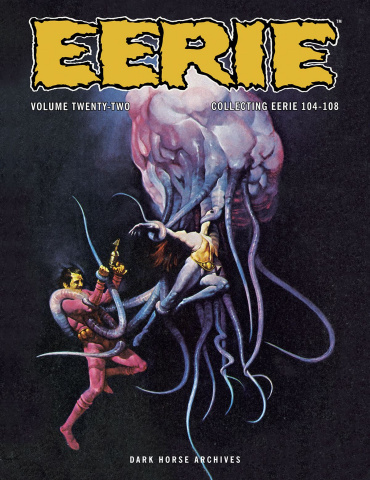 Eerie Archives Vol. 22