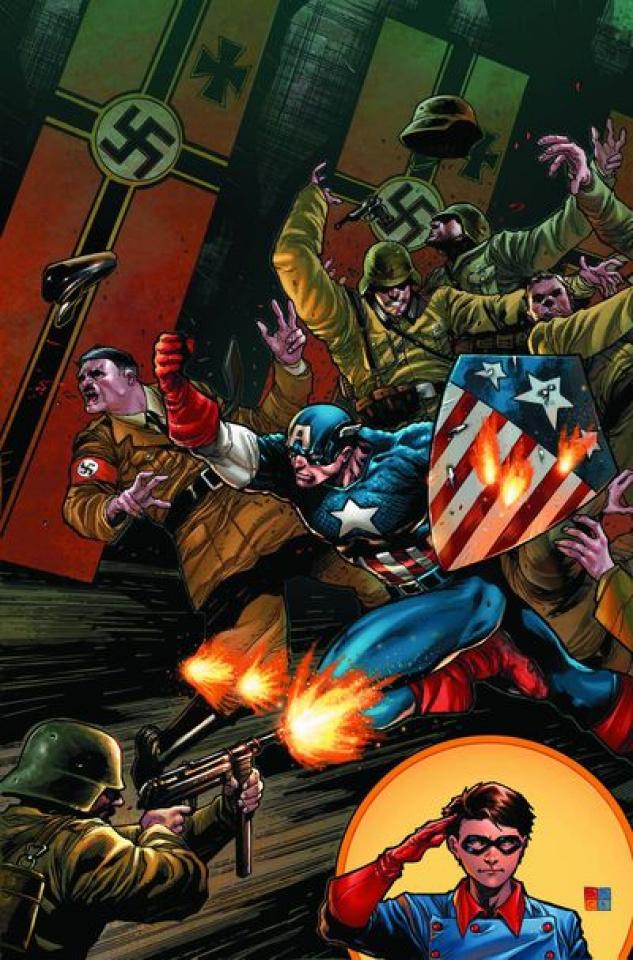 Captain America Comics #1 (70th Anniversary Edition)