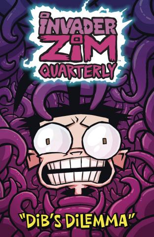 Invader Zim Quarterly #2 (Wucinich Cover)