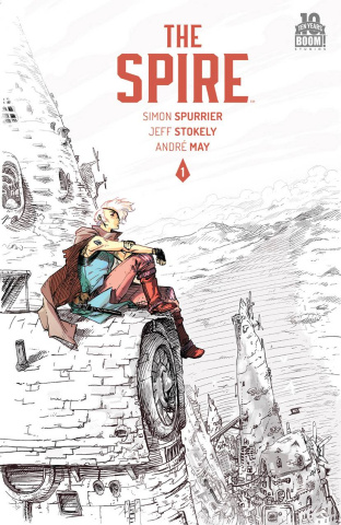 The Spire #1 (2nd Printing)
