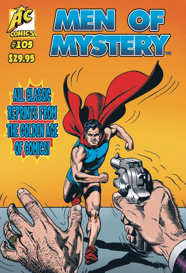 Men of Mystery #105