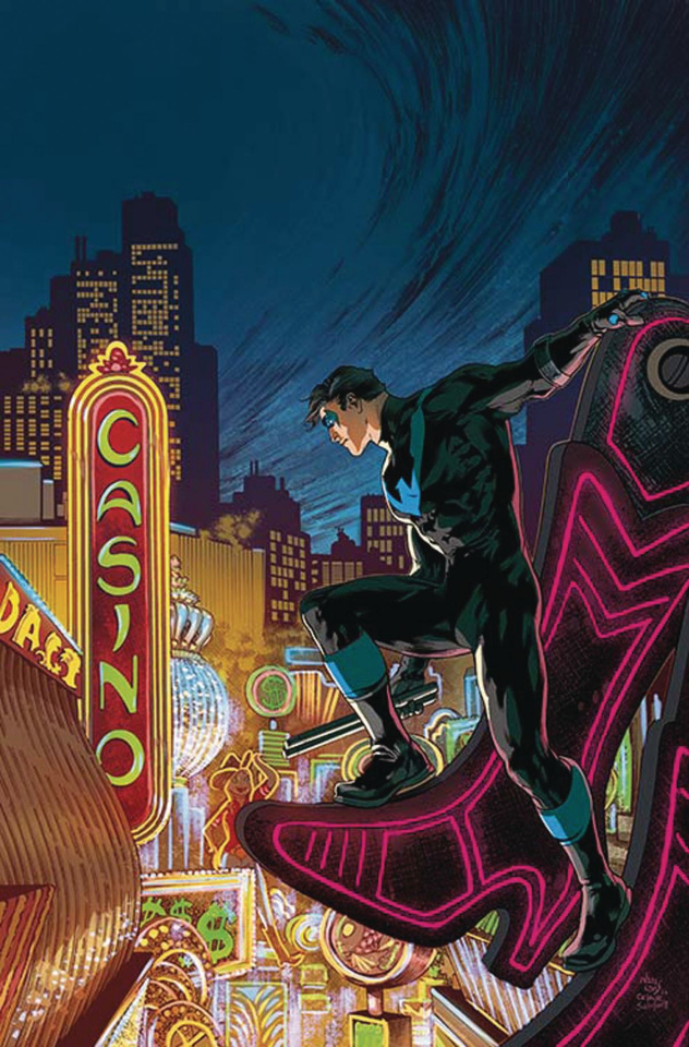 Nightwing #10 (Variant Cover)