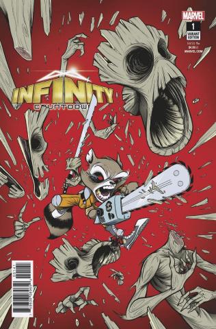 Infinity Countdown #1 (Duarte Cover)