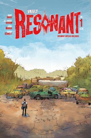 Resonant #1 (2nd Printing)