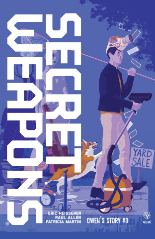 Secret Weapons: Owen's Story #0 (2nd Printing)