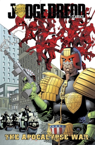 Judge Dredd Classics Vol. 1: The Apocalypse War