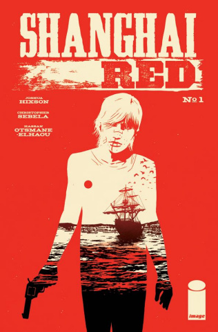 Shanghai Red #1 (Boss Cover)