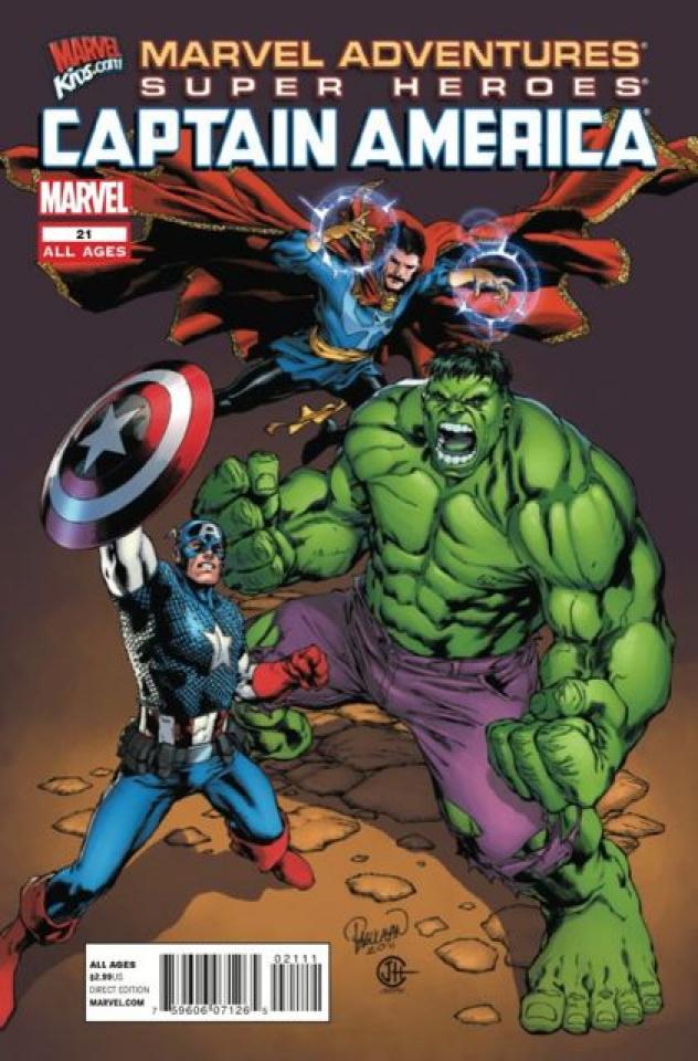 Super Heroes #21