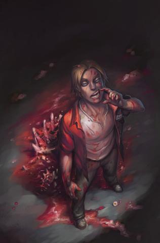 Dark Red #9