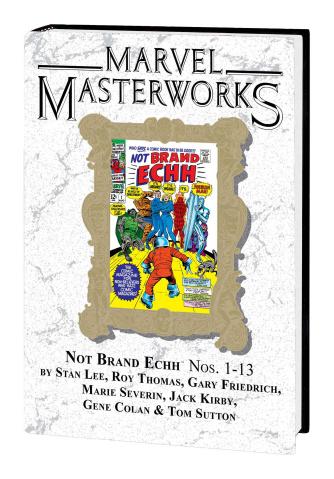 Not Brand ECHH Vol. 1 (Marvel Masterworks)