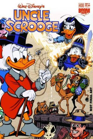 Uncle Scrooge #400