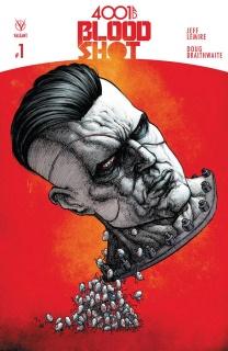 4001 AD: Bloodshot #1 (Lee Cover)