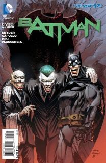 Batman #40 (Variant Cover)