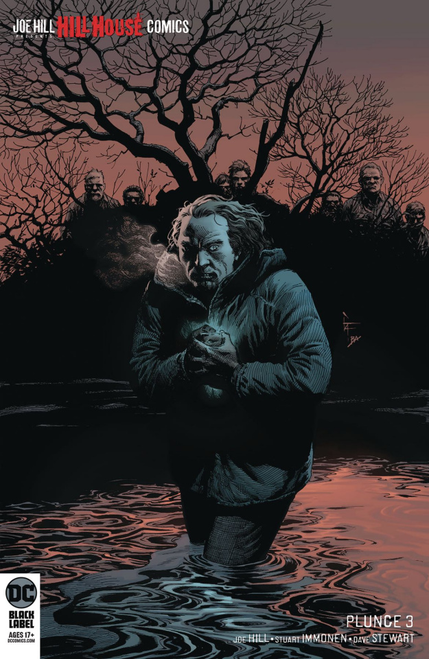 Plunge #3 (Gary Frank Cover)