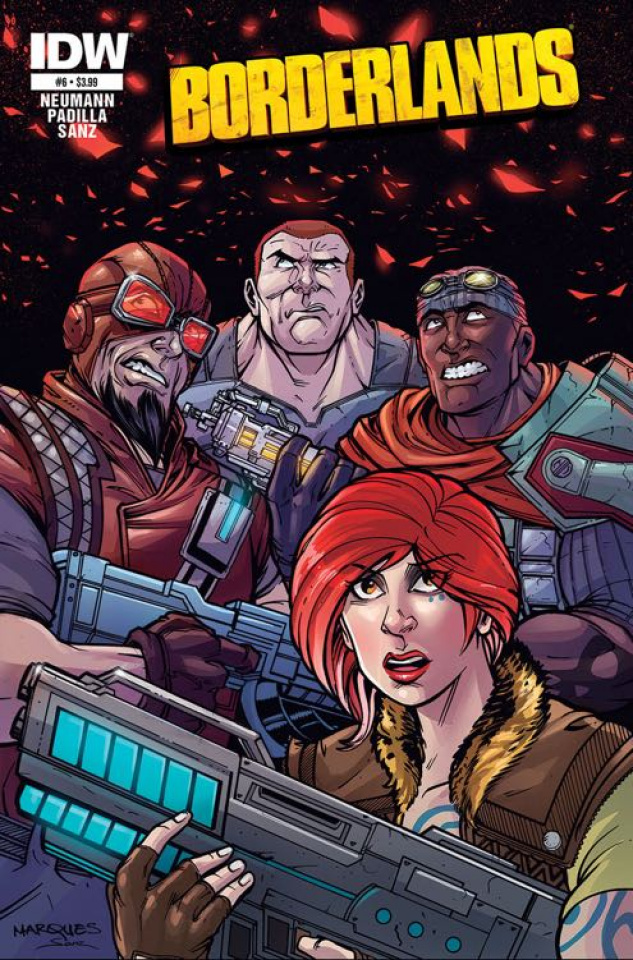 Borderlands: The Fall of Fyrestone #6: Tannis & The Vault Pt. 2
