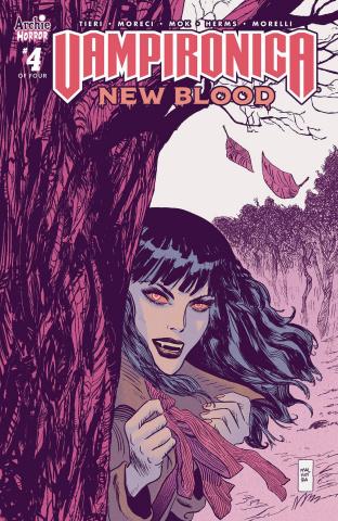 Vampironica: New Blood #4 (Malhotra Cover)