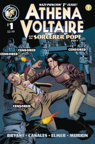 Athena Voltaire #1 (Bryant Cover)