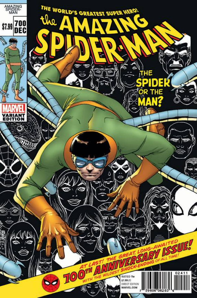 The Amazing Spider-Man #700 (3rd Printing)