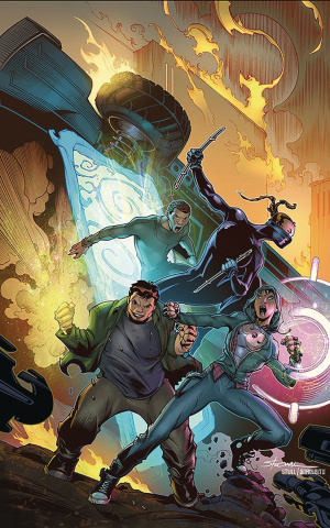 Catalyst Prime: Incidentals #4