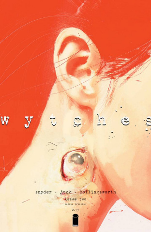 Wytches #2 (2nd Printing)