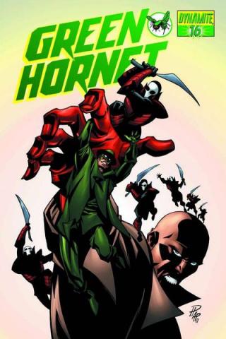 The Green Hornet #16