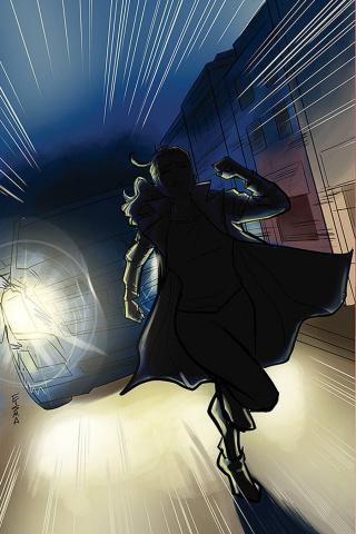 Nancy Drew & The Hardy Boys: The Death of Nancy Drew #5 (20 Copy Eisma Cover)