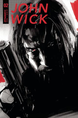 John Wick #2 (Jock Cover)