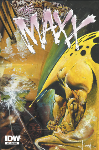 The Maxx: Maxximized #27 (Subscription Cover)