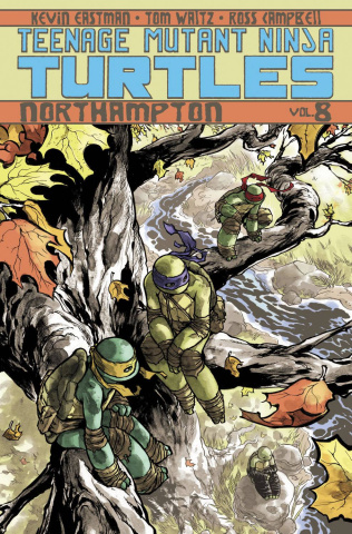 Teenage Mutant Ninja Turtles Vol. 8: Northhampton