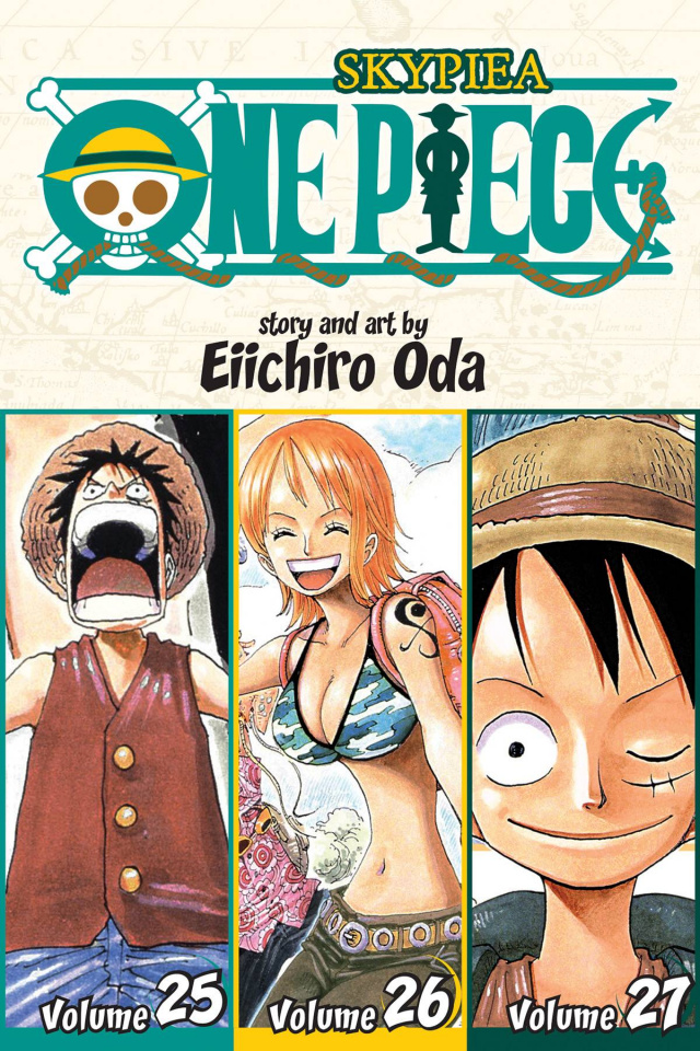 One Piece Vol. 9 (3-in-1)
