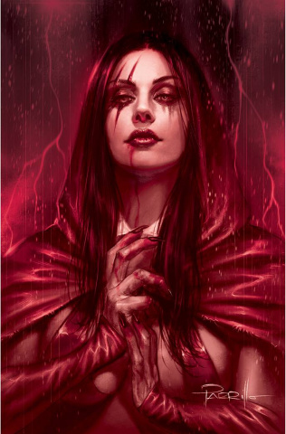 Vengeance of Vampirella #14 (35 Copy Parrillo Tint Virgin Cover)