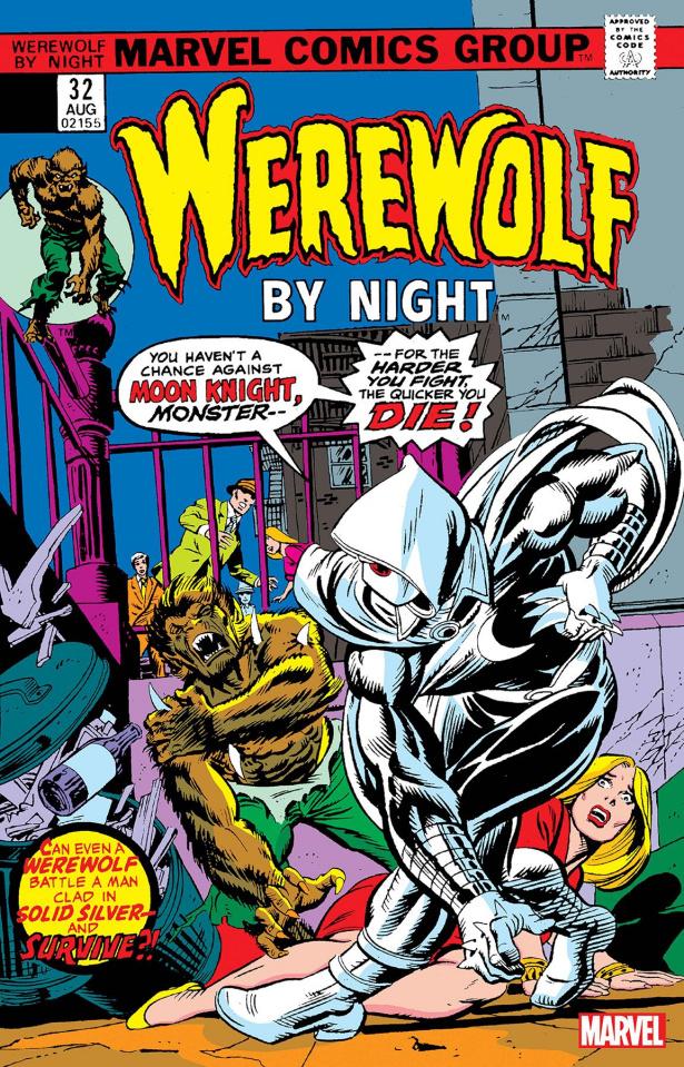 Werewolf by Night #32 (Facsimile Edition)